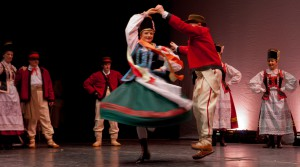 Polish Dance Spectacular 2012